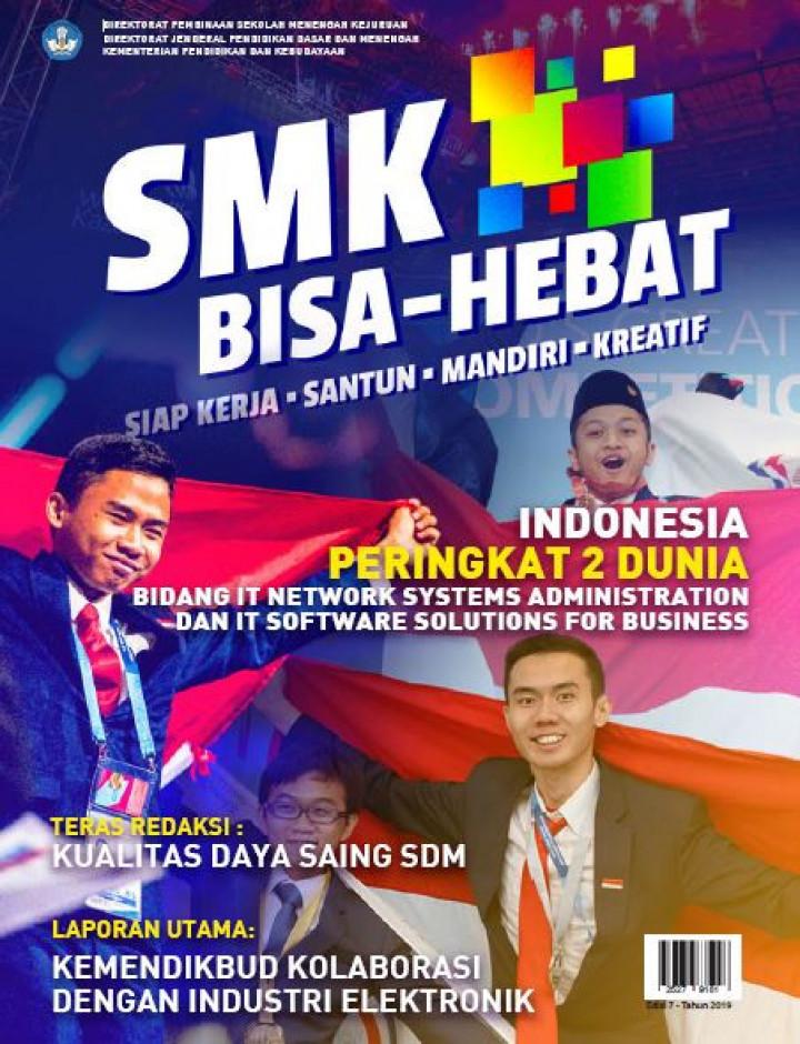 Majalah SMK Edisi 7 Tahun 2019