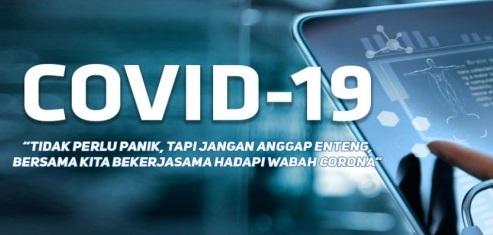 Pemberitahuan Covid-19 – SMK N Kebasen – 29 April 2020